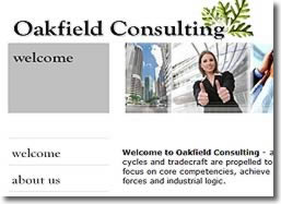 Oakfield web site by deliberate design, Ashford, Maidstone, Thanet, Gillingham,