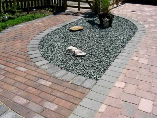 phoenix landscaping and garden design block paving maidstone