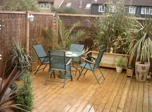 Decking and pergolas for Garden decking maidstone