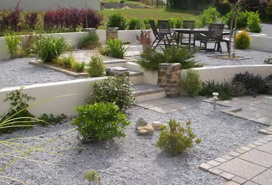 Phoenix landscaping and garden design terracing in for Landscape design phoenix